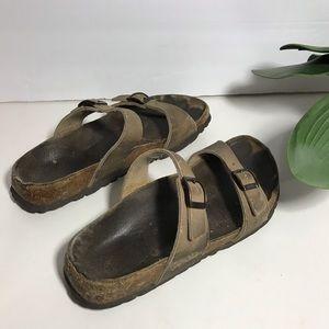 birkenstock Birkis soft footbed 2 Strap Sandals